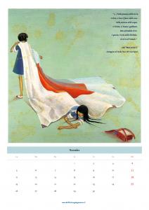 Un altro piccolo regalo il calendario del blog for Regalo libri gratis