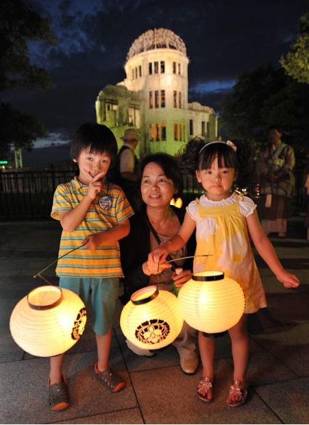 bambini di Hiroshima