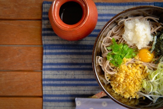 noodles soba cucina giapponese