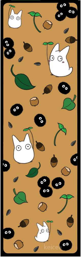 segnalibro totoro