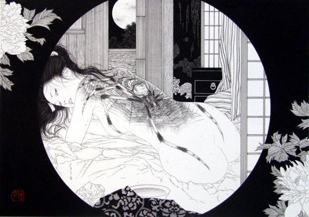Yamamoto Takato tatuaggio