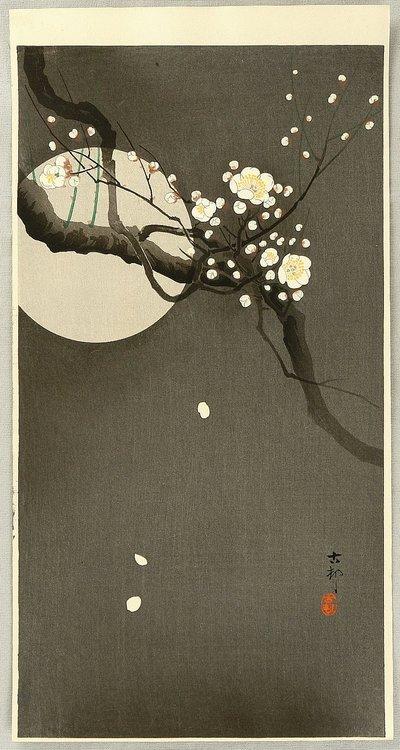 Ohara Koson luna