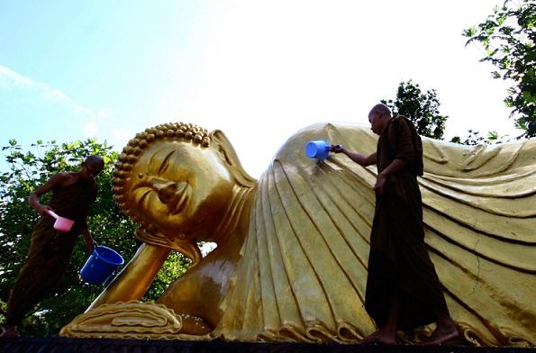 pulizie del buddha