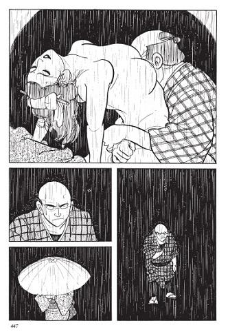 manga hokusai donna