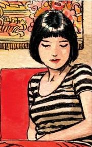 nao di brown graphic novel profilo