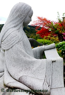 statua murasaki shikibu uji