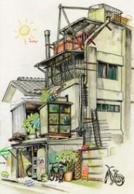 tokyo on foot florent chauvet diario viaggio giappone