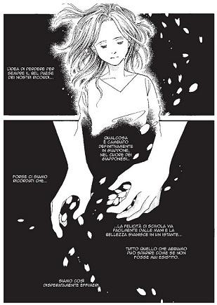 La promessa dei ciliegi - keiko ichiguchi - tavola