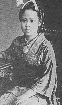 kiku san pierre loti