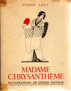 madame chrysanthème pierre loti