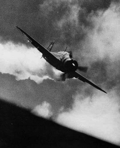 aereo kamikaze seconda guerra mon