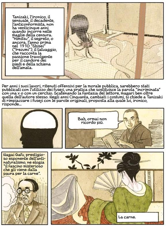 Quaderni giapponesi Igort Tanizaki