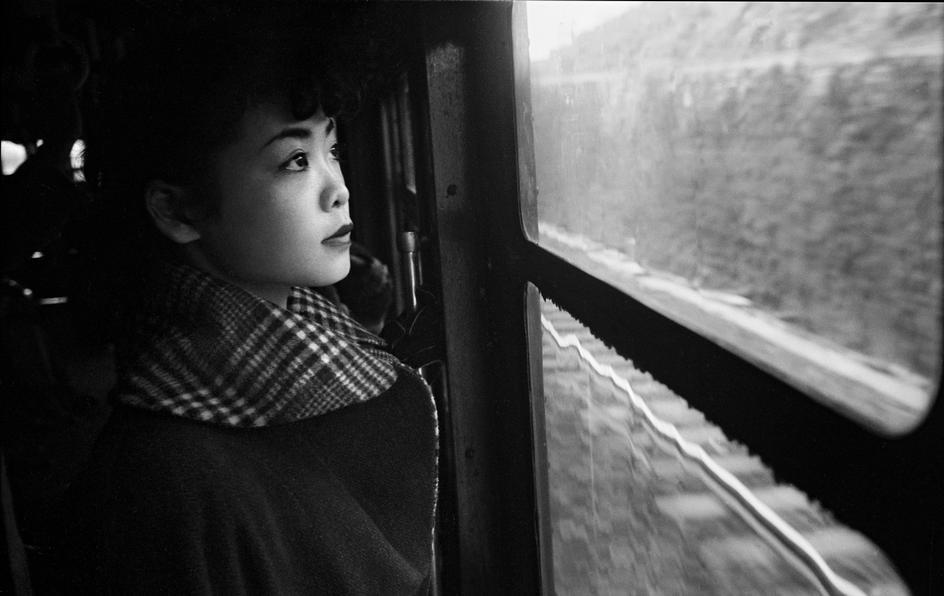 Werner Bischof - Tokyo, 1951