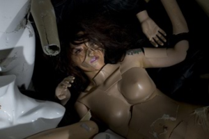 Daikichi Amano doll
