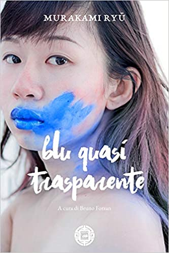 murakami ryu blu quasi trasparente