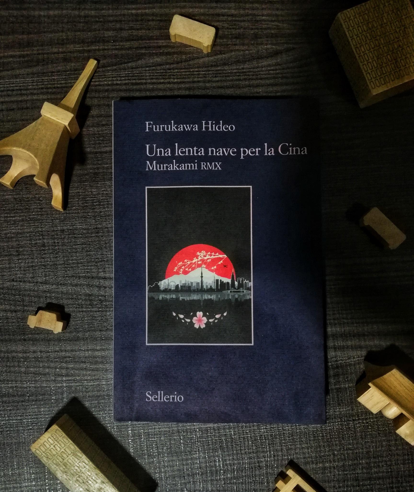Furukawa Hideo Una lenta nave per la Cina