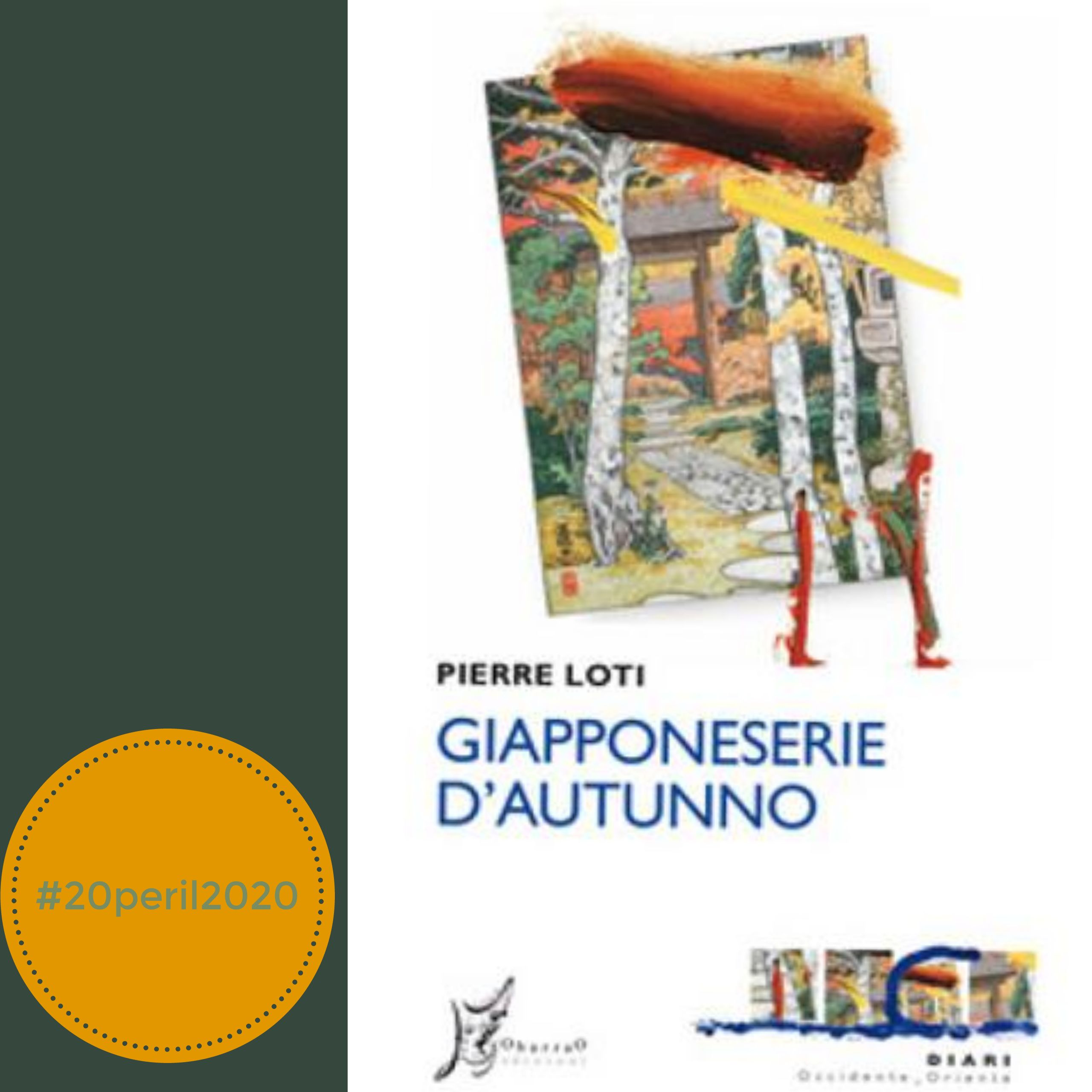 Loti Giapponeserie d'autunno